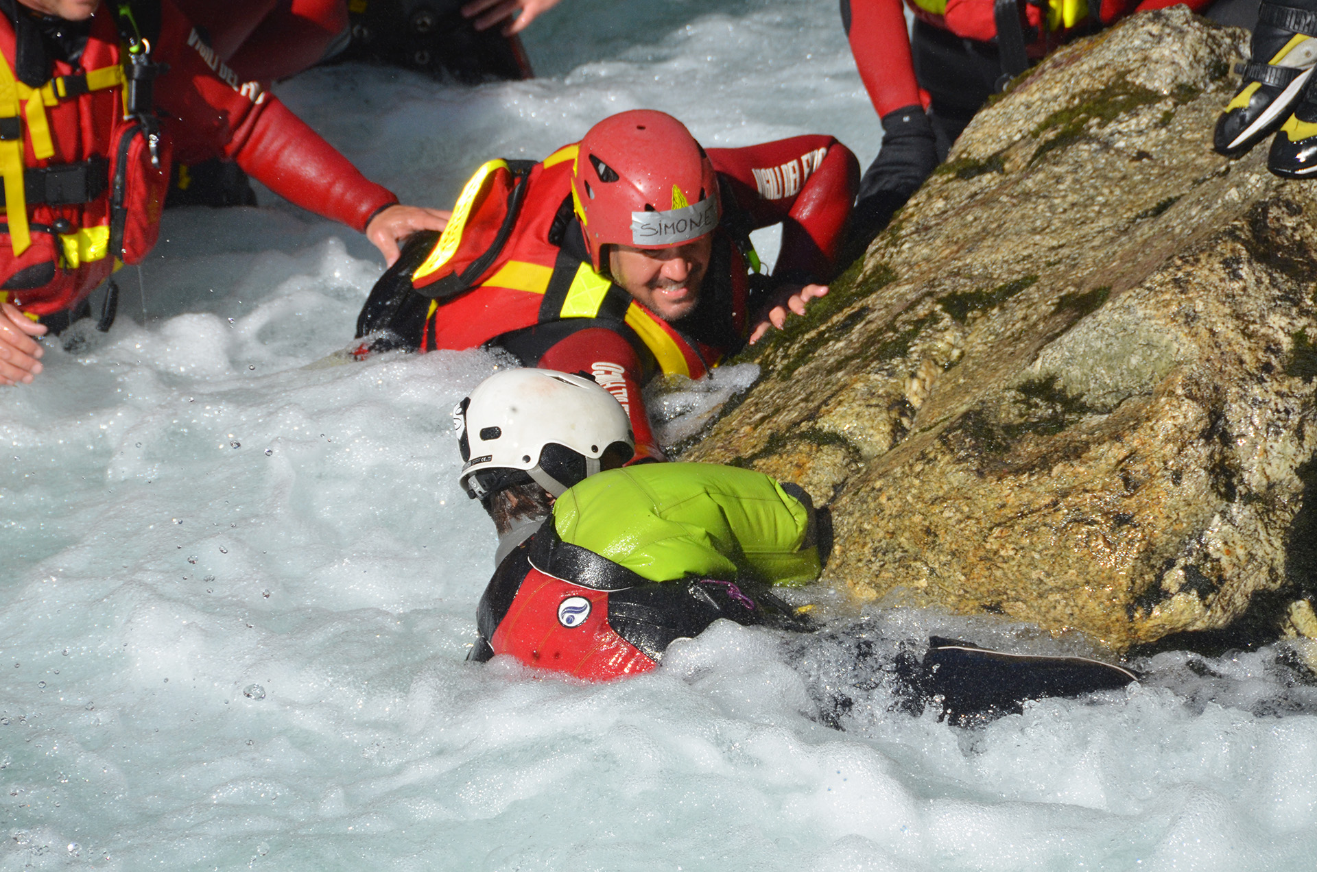 BREVETTO Rescue3™ - Swiftwater and Flood Rescue Technician (SRT)